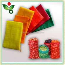 New packaging for onion/firewood/pp tubular mesh bag woven bag