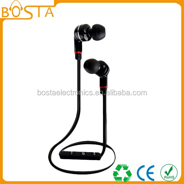 Private mould famous design best quality factory price wireless patent bluetooth earbuds