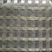 ISO 2016 hot sale glass fiber warp knitting composite geotextile fabric