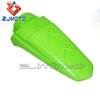 FD-106-GN Green ZJMOTO motorcycle fairings for sale Supermoto motorcycle rear fender mud guard mudguard