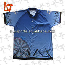 2013 leto high quality 100% polyester motor/racing shirts sublimation