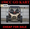 EEC road legal 2 seats 150cc dune buggy go kart(MC-411)
