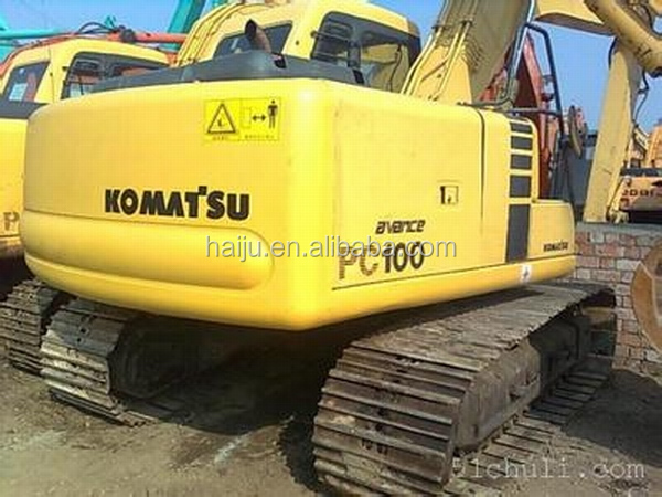 supply cheap price Komatsu Hitachi Doosan Used Excavator