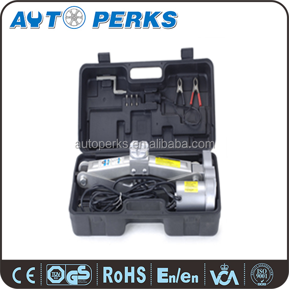 High Quality Auto Electric Hydraulic Jack CE, GS, ROHS