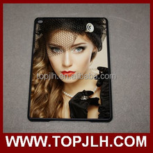 2017 new personalized case sublimation plastic mobile phone case for Ipad Air 2