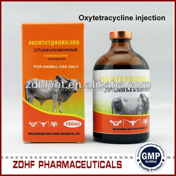 20% L. A.Oxy tetracycline Injection