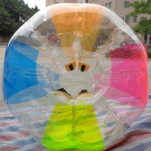 Hot sale Inflatable Bubble Football ,bumper ball Bubble Soccer Suits