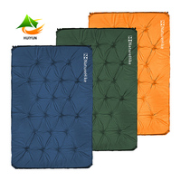 Thicken Self Inflatable Mat Moistureproof Sleeping Pad for 2 Person