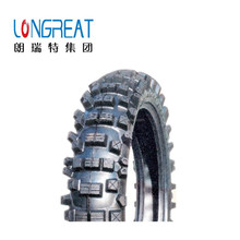 Longreat brand TT or TL 100/90-19 110/90-19 110/80-19 Off-road motorcycle tyre