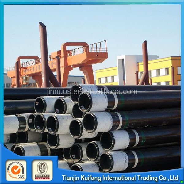 api spec 5ct l80 hydril cs ph6 thread oil casing pipe
