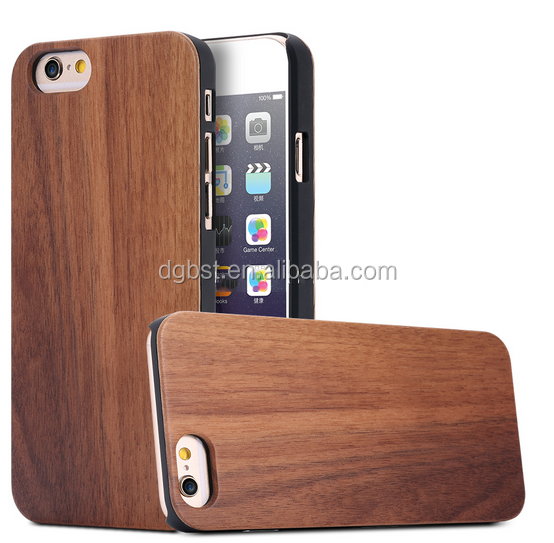 for <strong>Apple</strong> for iPhones Compatible Brand and Wood Material cheap wooden phone case