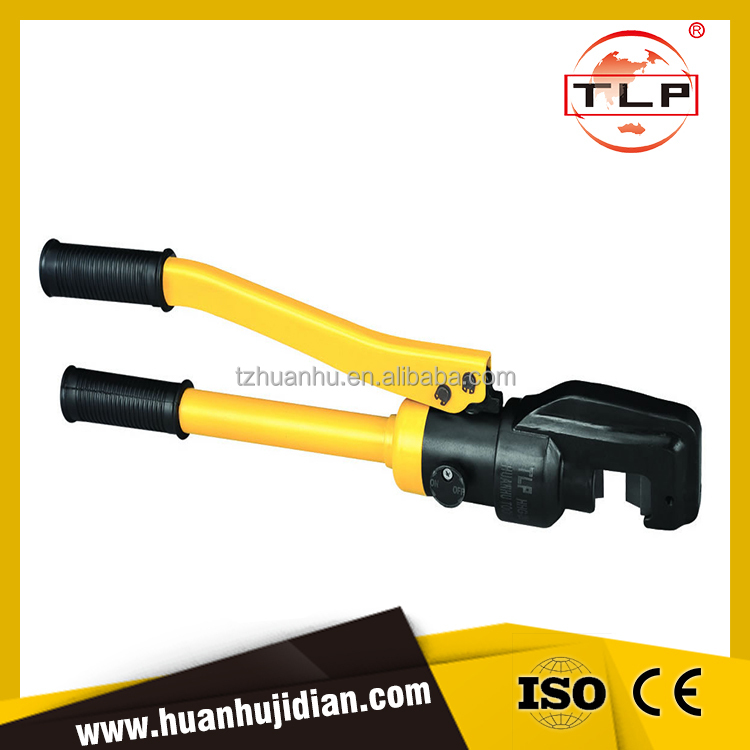 Taizhou Power tools 12 Ton Good Price Hydraulic rebar cutters HHG-20 used rebar cutter