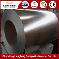 Galvanized cold rolled steel coil for roofing sheet