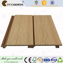 wood composite waterproof outdoor wall covering panels