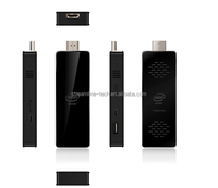 Window 10 Android dual OS 2GB+32GB quad core mini PC computer stick