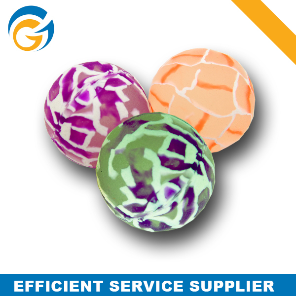 Custom Rubber Jumping Boucing Ball 27mm