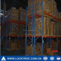 Push Back Rack, Racking System, Warehouse Rack