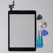 Alibaba China Wholesale Mobile Tablet Parts New White Outer Glass Touch Screen Digitizer For iPad Mini iPad Mini 2