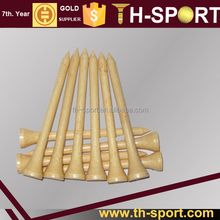 Wholesale 7cm golf wooden tee for sale