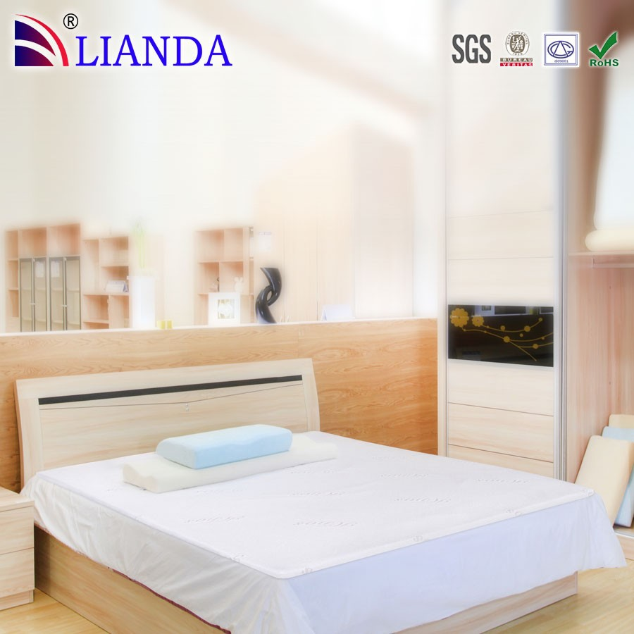 Cheap Bed Sleeping Customized Foam Sponge Mattress Direct