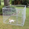 Metal dog cage dog kennel rabbit run pet house