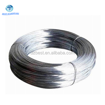 18 20 21 22 Gauge galvanized binding wire gi wire for construction