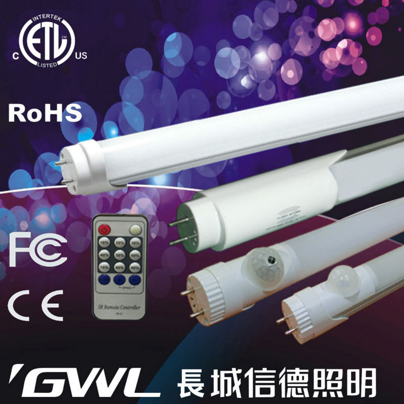 Fast delivery,high quality,high lumen 4ft t8 led tube light/New Design move Socket led t8 tube lighting/T5/T8/T10,CE&RoHS