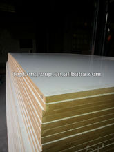 Best price for melamine faced mdf panel