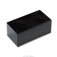"SX422 4""x2""x1.5"" DIY Small Black Plastic Electronic Project Enclosure Box Case"