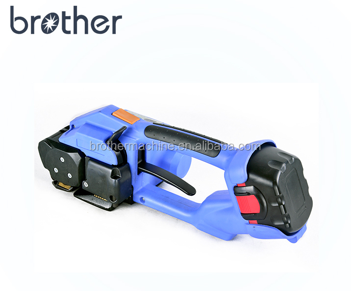Brother Packing machine for PET strap banding portable DD160 battery powered plastic strapping tool