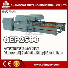 Horizontal 4 side automatic glass grinding machine