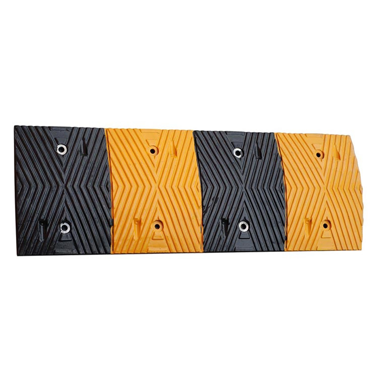 Rubber Speed Bump steel speed hump