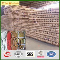 3/4 inch pvc coated galvanized hexagonal wire mesh,chicken wire mesh specifications,anping hexagonal mesh