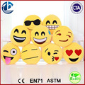 Customized Giant Adorable Plush Emoji Pillows Toy / Plush Emoji Pillows Toy