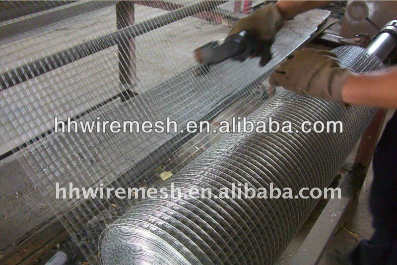 Galvanized Welded Wire Mesh From Anping Ying Hang Yuan Metal