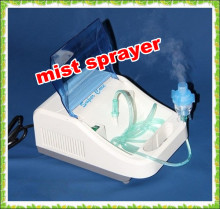 breath care mist inhaler for asthma patient