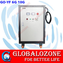Industry large ozone generator for air and water sterilization