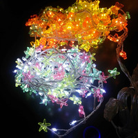 Convenient 2m 160led Firecracker Cute Starfish