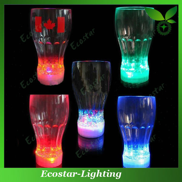 Custom Flashing LED Cup for Party Decoration