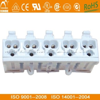 Suppliers And Manufacturers Best Quality Screwless Push Button Wiring Terminal 923/P02