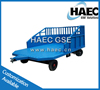 airport cargo trailer transportation trailers