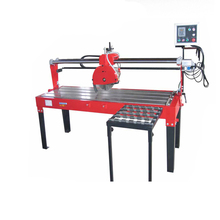 Electric ceramic tile and stone slab cutting making machine