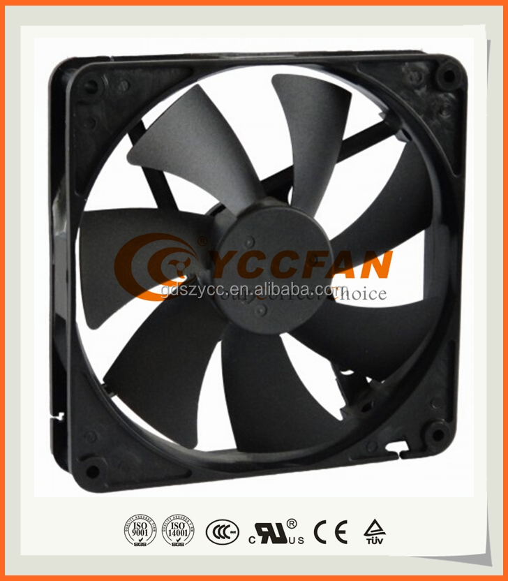 waterproof water resistant small outdoor ventilation high rpm high cfm 12v 24v 48v brushless dc fan