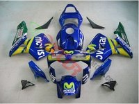 Motorcycle Racing fairing kit for CBR600RR(03-04)