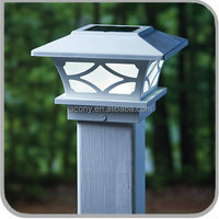 solar deck post light 4x4 (JL-6590)