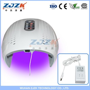 Anti aging red led light therapy machine LED PDT beauty bed