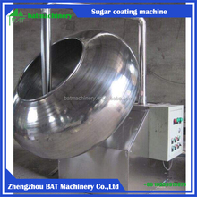 BAT-1000 Stainless steel peanut candy chocolate drum coating machine