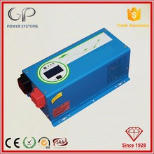 GP Trade Assurance pure sine wave power inverter 3kw 24v 48v