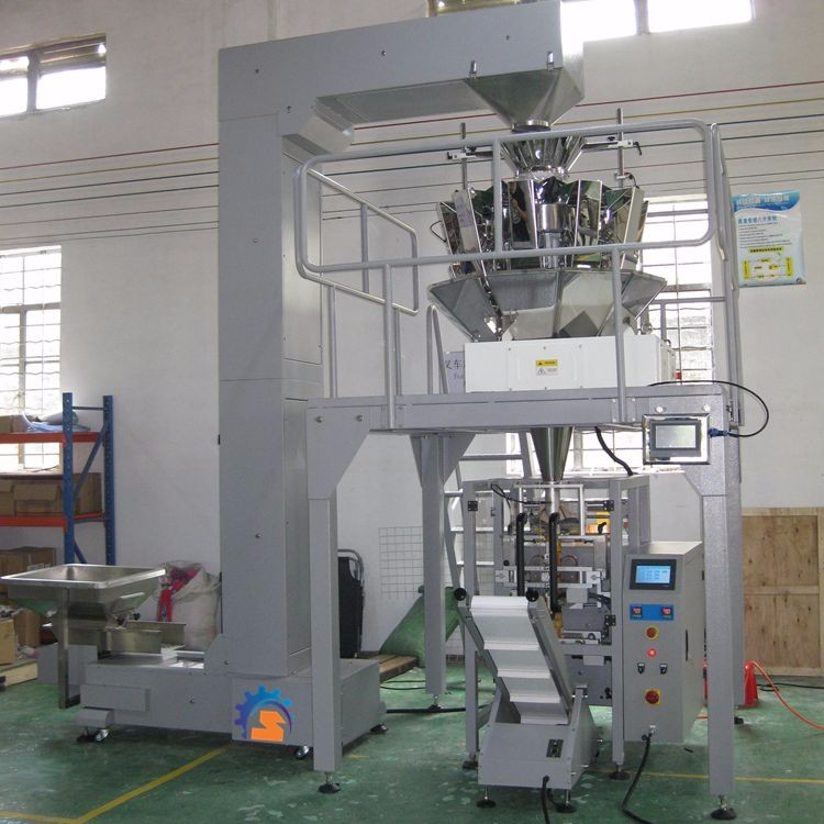 High performance packaging machine low cost vertical automatic cashew nut packing machine