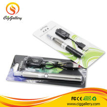 2014 Ciggallery Factory price Botton coil design ecig evod vaporizer evod blister pack starter kit from China factory